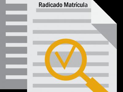 radicadomatricula